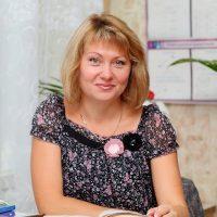 Стаднік Світлана Олександрівна