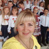 Федорченко Oксана Пантеліївна
