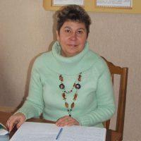 Рак Надія Олександрівна
