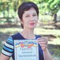 Гаркуша Вікторія Володимирівна