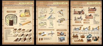 Конспект уроку з трудового навчання для 5 класу Види конструкційних матеріалів Деревина