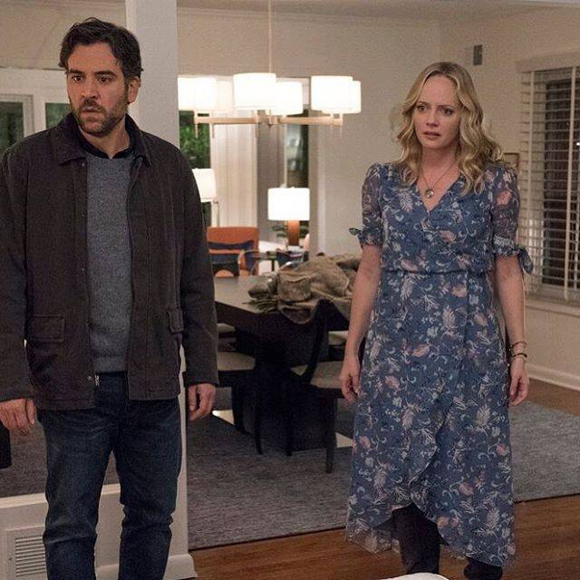 Marley Shelton: Things get intense for the Mazzuchelli family tonight on #rise!