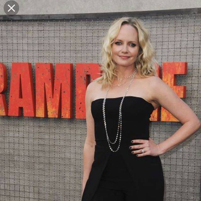 Marley Shelton: #Rampage opens tonight!  This movie is total blast.  It's a ridiculously fun thrill r...