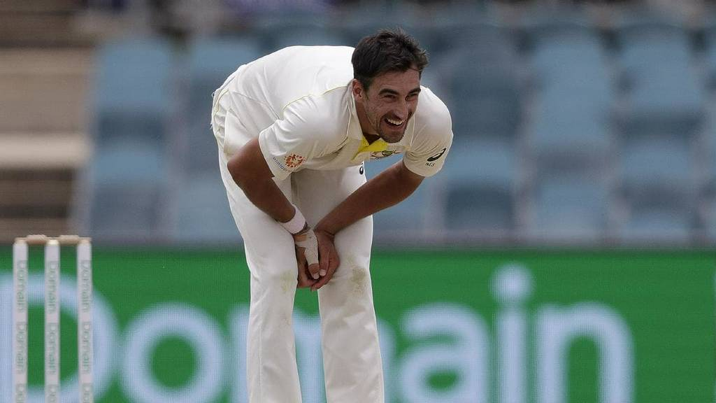 Mitchell Starc: Mitchell Starc suffers latest injury setback in blow to Australia's World Cup prepara...
