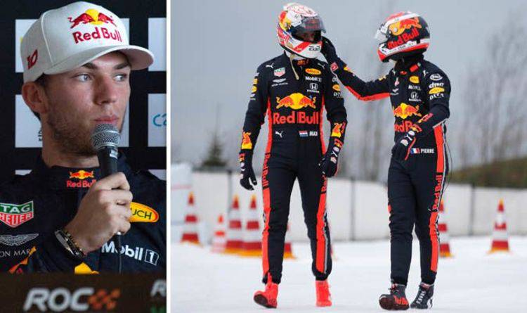 Max Verstappen: Max Verstappen: Red Bull team-mate Pierre Gasly reveals honest verdict on F1 star.  MAX...