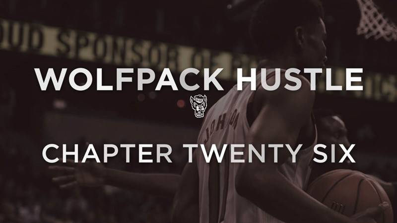 NC State Wolfpack NCAA Basketball: Wolfpack Hustle: Chapter Twenty Six  https://t.co/QJvQXPPbY9.  Wolfpack Hustle: Chapter...