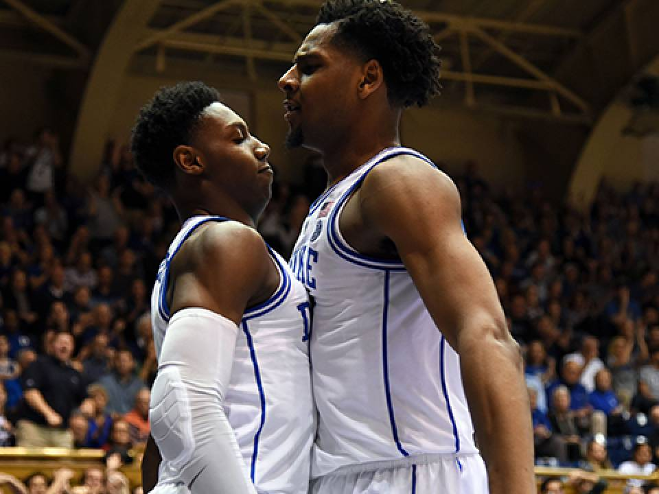 NCAA March Madness: Tracking Duke basketball through its grueling February schedule.  Duke basketball faces...
