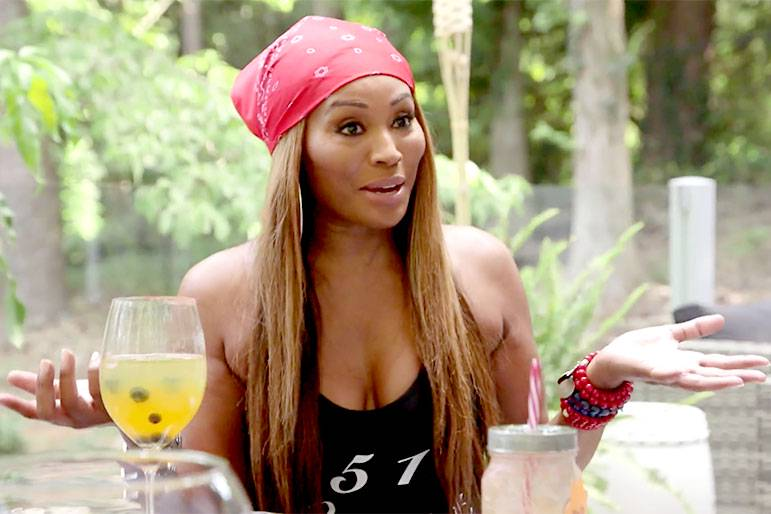 Bravo: It *may* have been an 'experiment.' #RHOA https://t.co/ox4IsqP1Le.  Has Cynthia Bailey ...