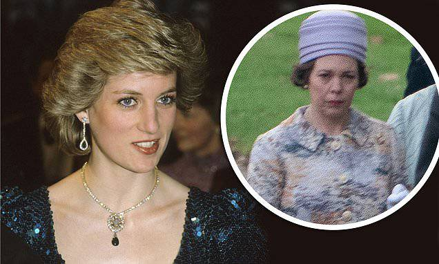 Princess Diana: The Crown to cast Princess Diana as a 'desperate and lonely self-harmer'.  Peter Morgan...