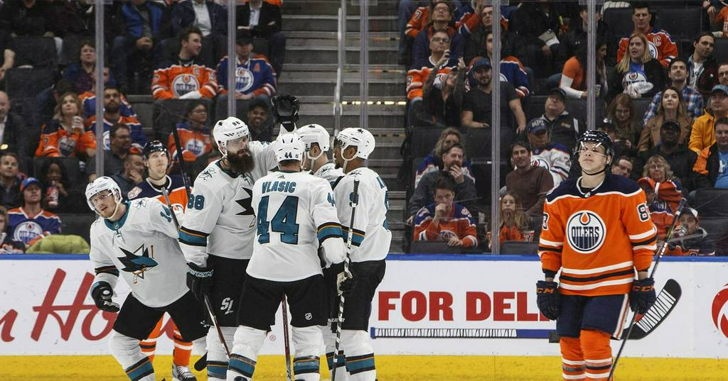 Brent Burns: Burns lifts Sharks past Oilers 3-2 for 2nd win in 11 games.  Brent Burns had a goal and...