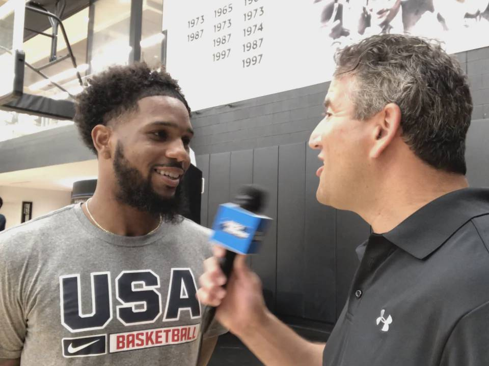 Seton Hall Pirates NCAA Basketball: Seton Hall star Myles Powell on PanAm Games: 'I always dreamed about representing my co...