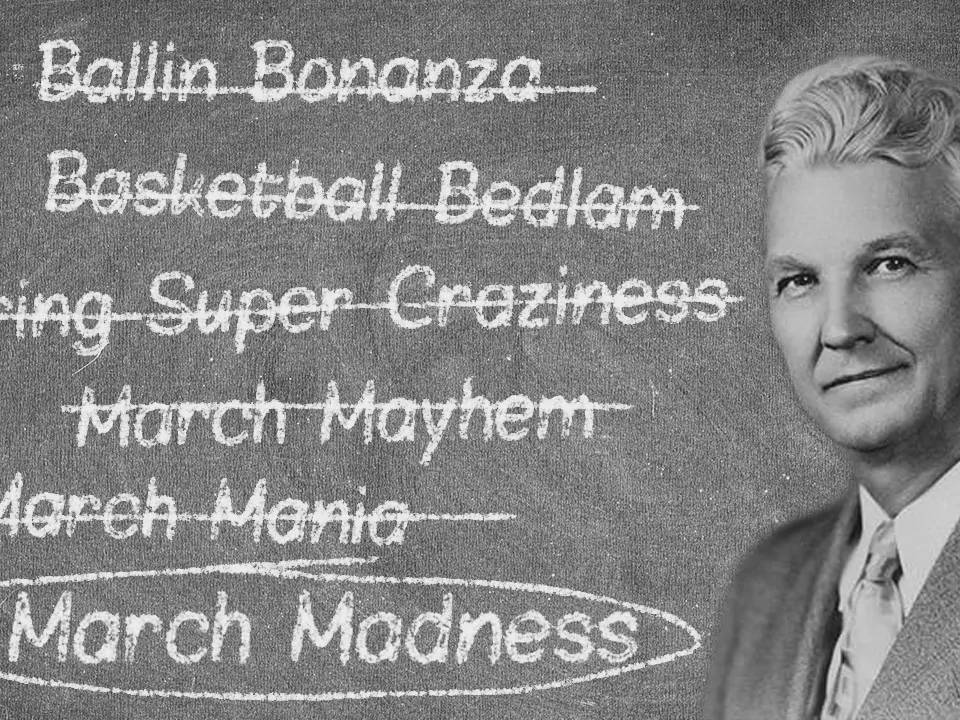 NCAA March Madness: Everything you need to know about March Madness in 2 minutes and 59 seconds.  Get caugh...
