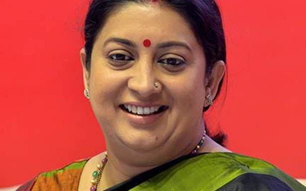 Smriti Irani: Politics live: Rahul Gandhi is liked by Pakistan, says Smriti Irani.  The day's politic...
