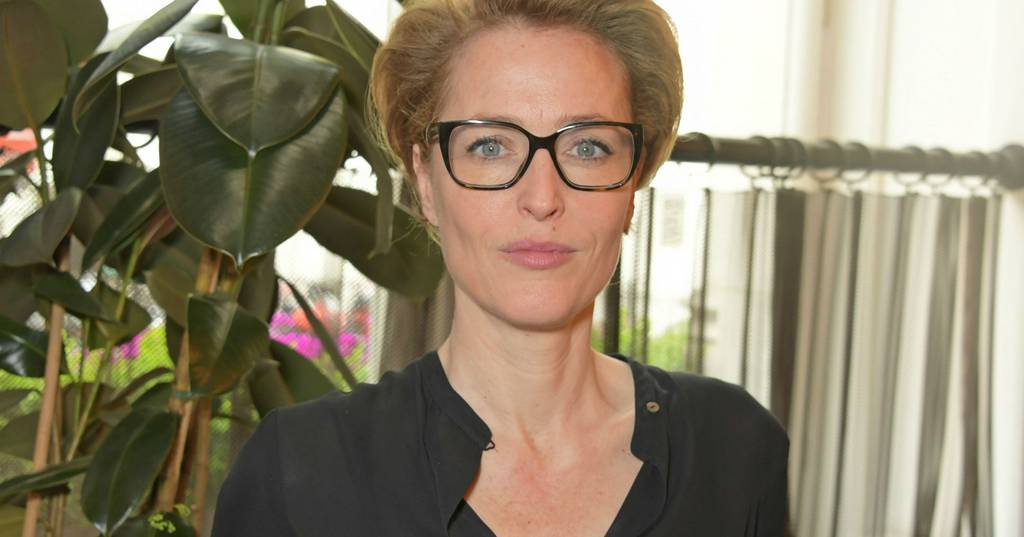 The Crown: Gillian Anderson Joins The Crown In A Significant Role.  LONDON, ENGLAND – MAY 01: Gi...