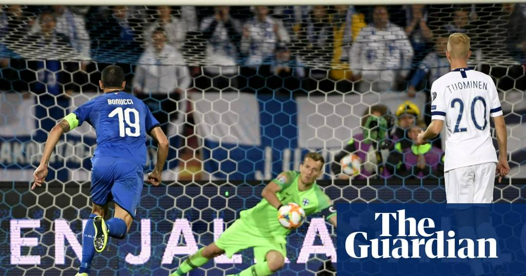 Italy National Football Team: Euro 2020 roundup: Italy beat Finland while Norway draw in Sweden.  • Chelsea's Jor...