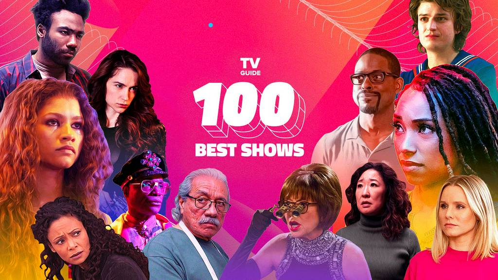 AMC: Shoutout to the AMC fam represented in @TVGuide's #100BestShows:  @BetterCallSaul  @K...