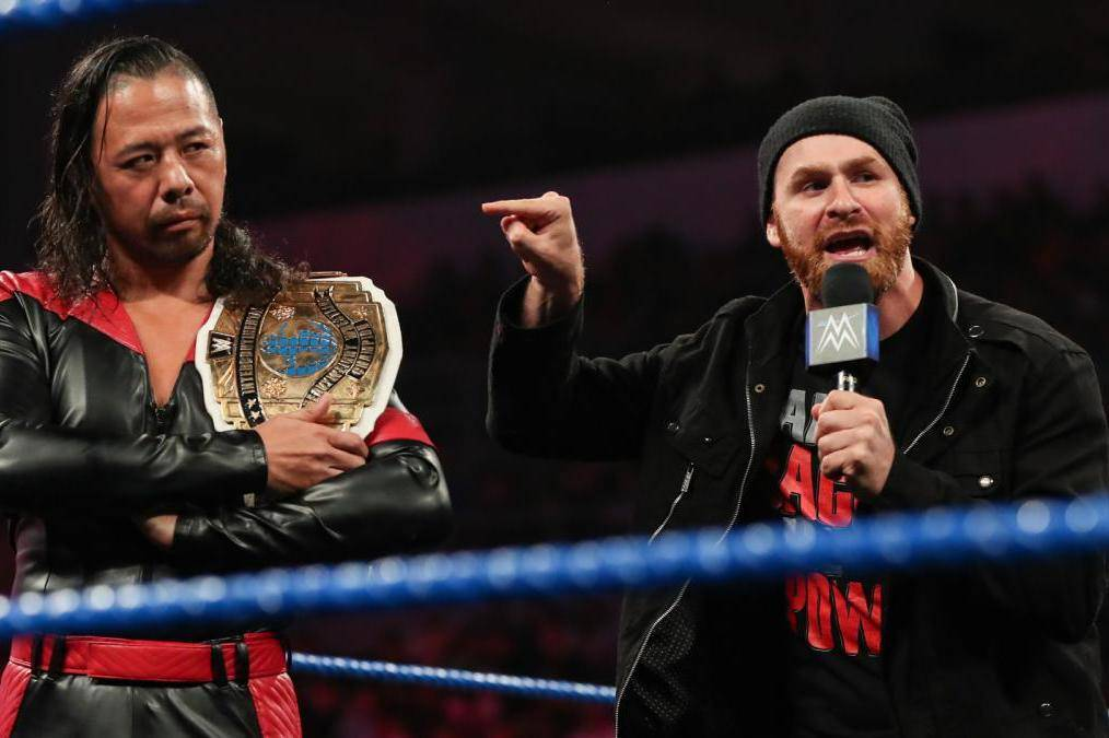 Sami Zayn: Sami Zayn Has Turned Into Shinsuke Nakamura's WWE Savior.  Shinsuke Nakamura was on the...