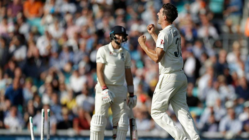 Cricket: Joe Root's luck leaks away as Pat Cummins proves skill trumps all.  It might have been ...