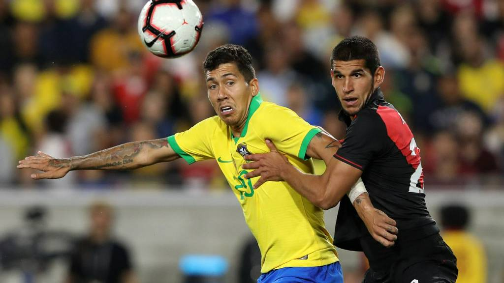 Brazil National Football Team: Tite's search for a striker continues as Brazil draw another blank.  It was clear for a...