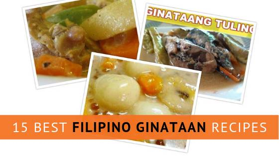 Amazing Filipino Recipes: 15 Best Filipino Ginataan Recipes.  Did you know that the Philippines is one of the lar...