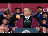 歐巴馬於摩爾豪斯學院畢業致詞 (President Obama Delivers Morehouse College Commencement Address) Image
