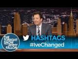 【吉米秀】Hashtags: #我改變了,所以網友們到底改了啥咧? (Hashtags: #IveChanged) Image