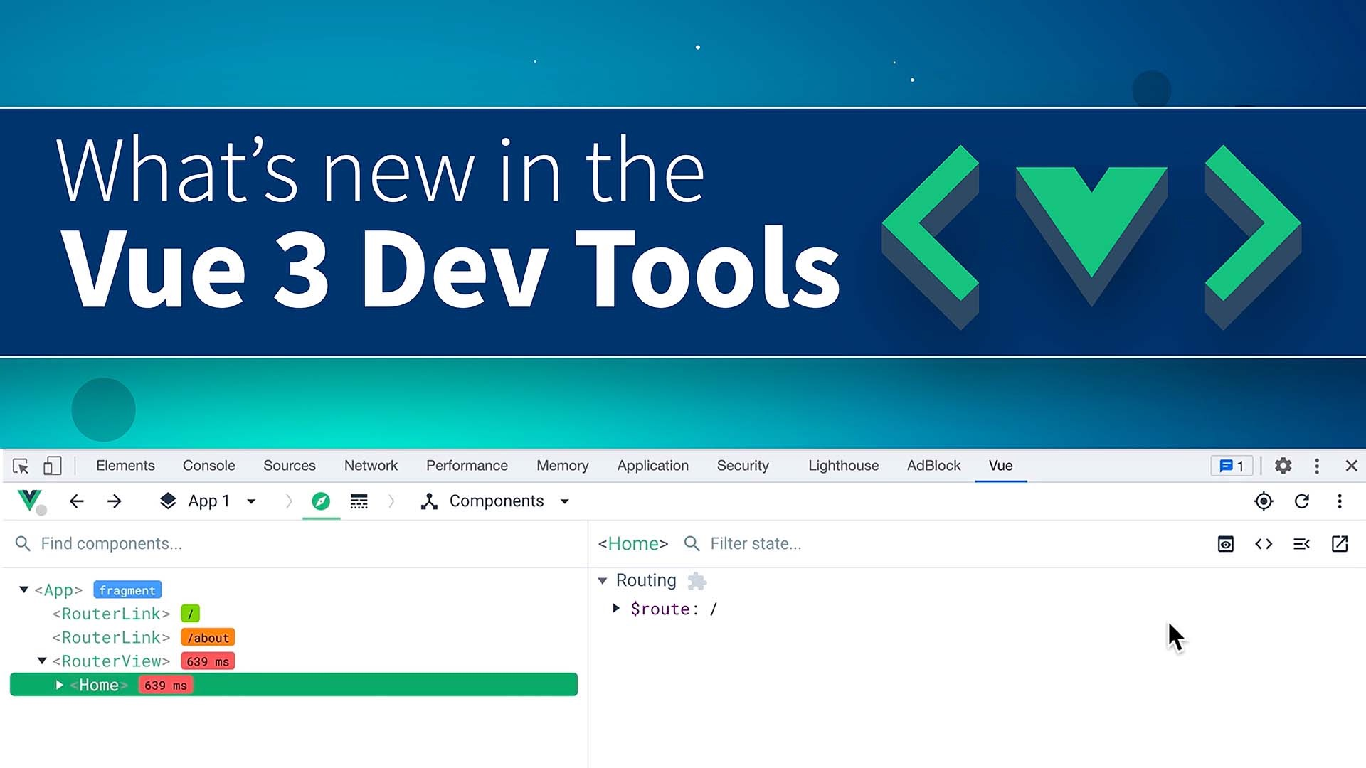 What's new in the Vue 3 Dev Tools