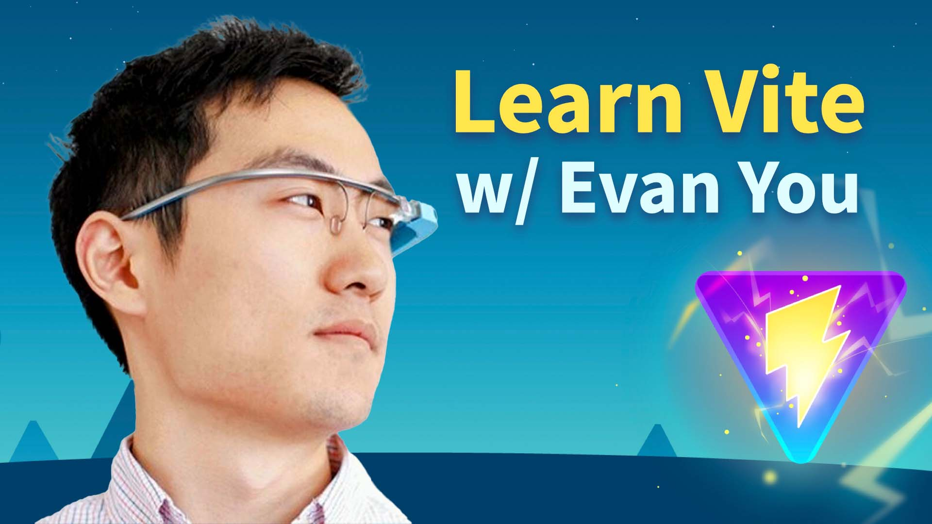 Learn Vite with Evan You