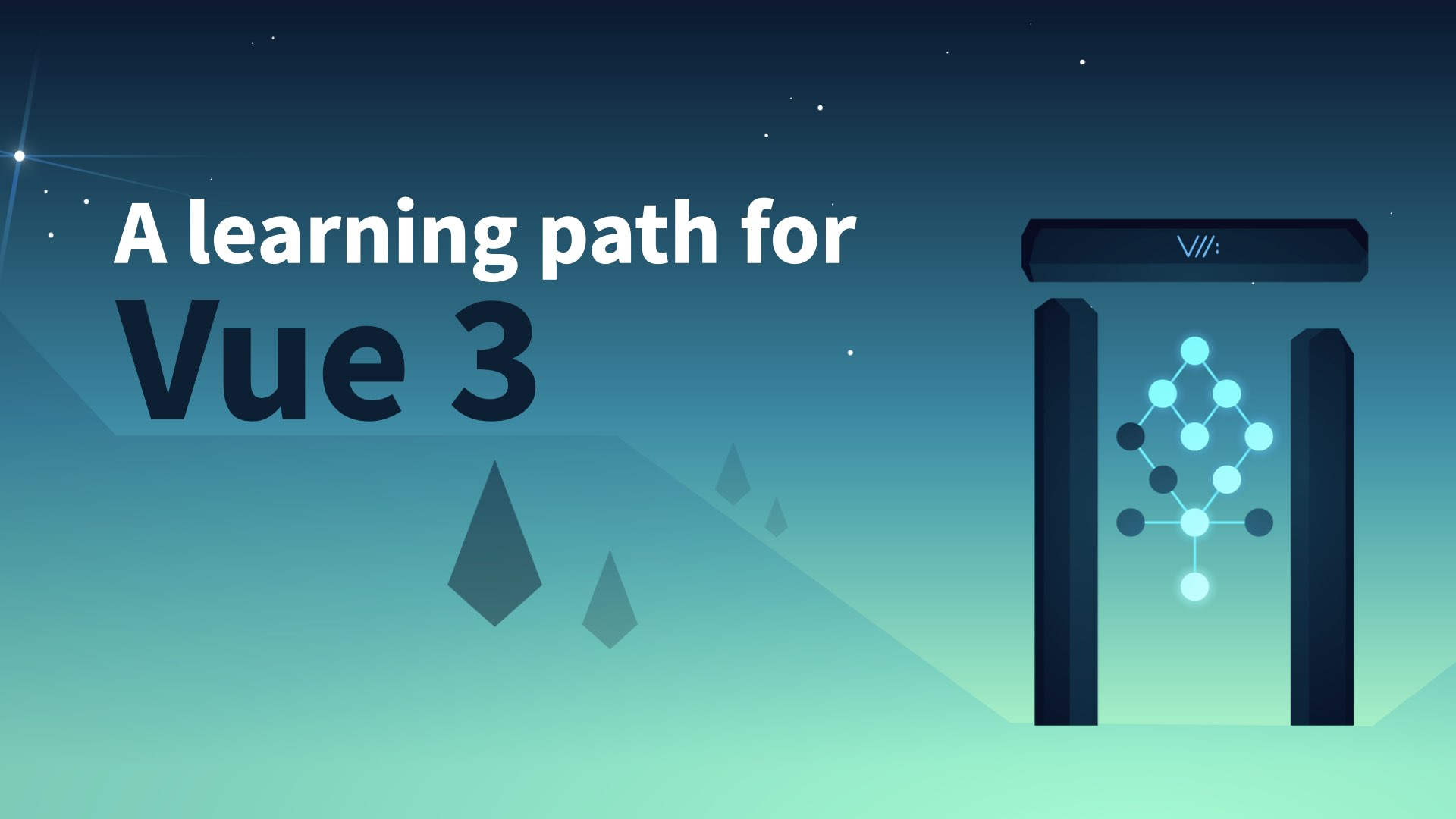 A Vue 3 Learning Path