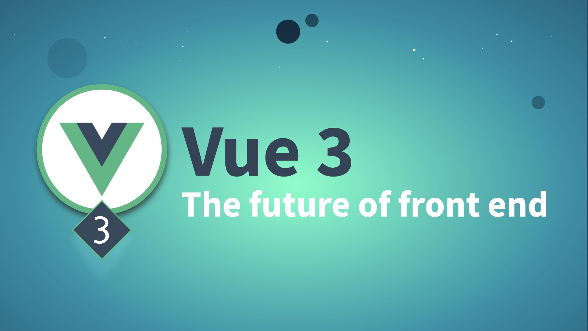 Vue 3: The Future of Front End