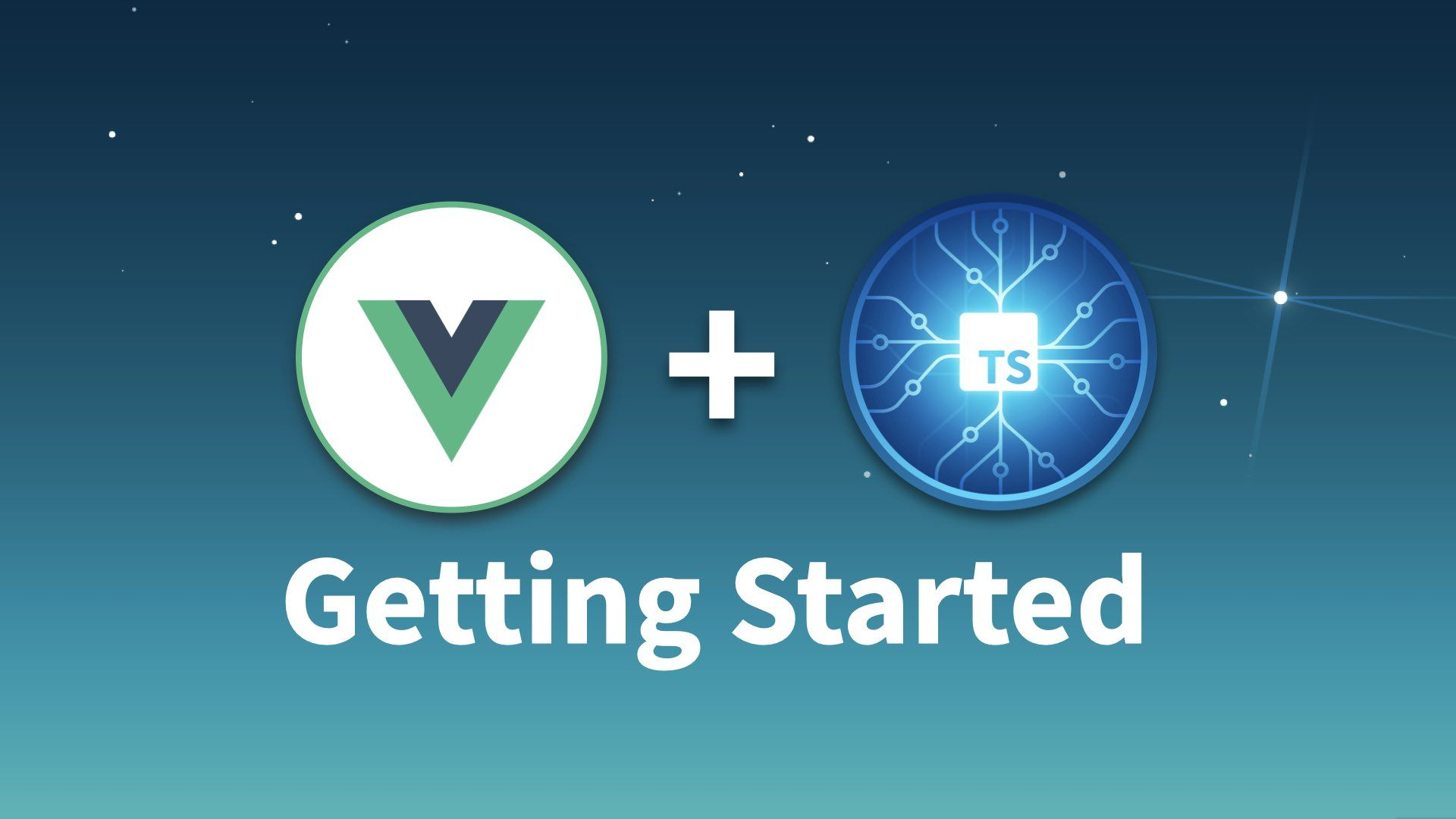 Getting Started with TypeScript + Vue.js