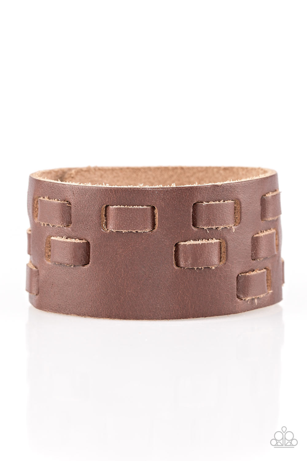 Paparazzi Accessories:  Rodeo Rampage - Brown (730)