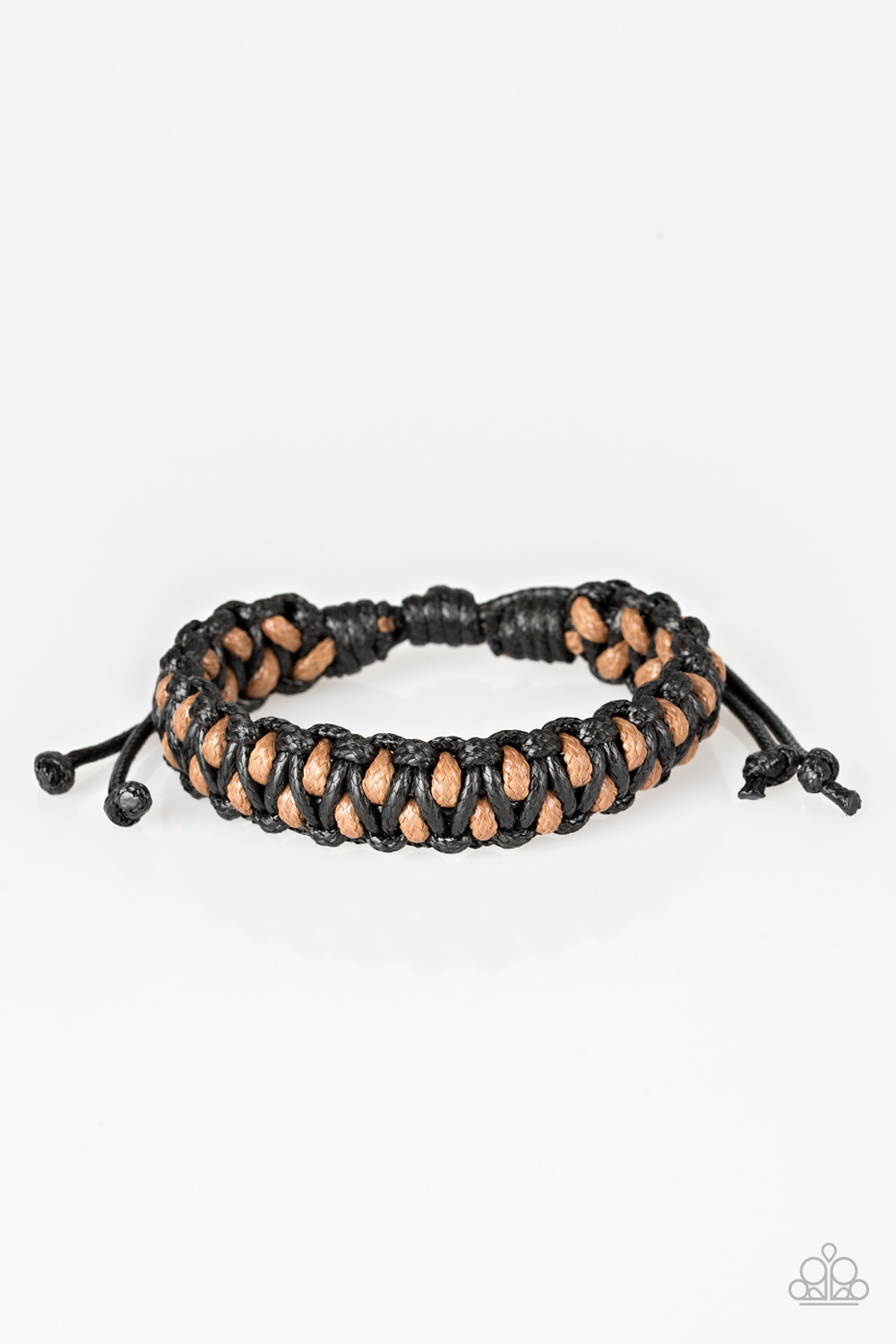 Paparazzi Accessories:  KNOT Again! - Brown (1265)