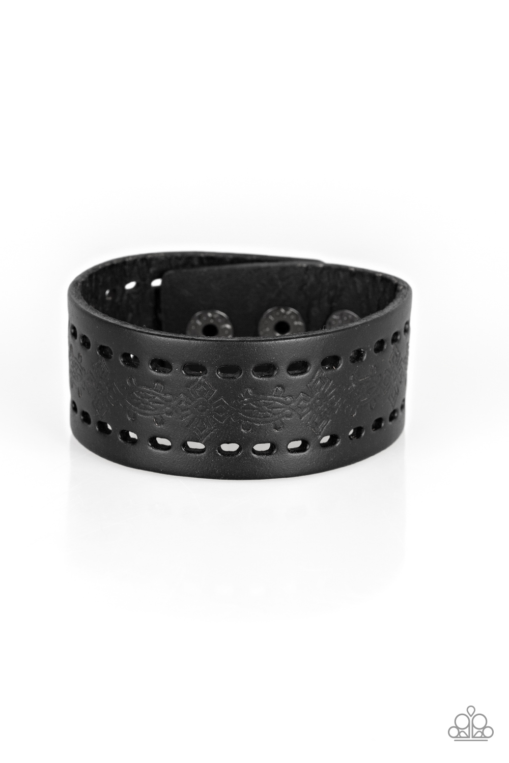 Paparazzi Accessories:  Make The WEST Of It - Black (825)
