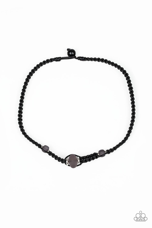 Paparazzi Accessories:  Maui Beach - Black (162)
