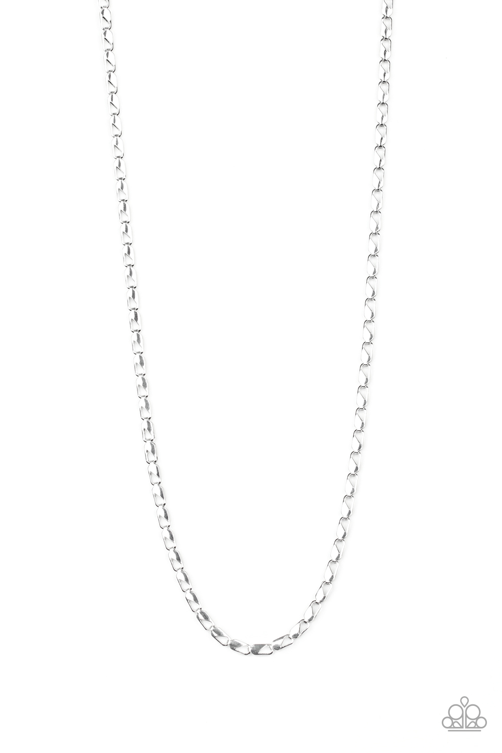 Paparazzi Accessories:  Free Agency - Silver (93)