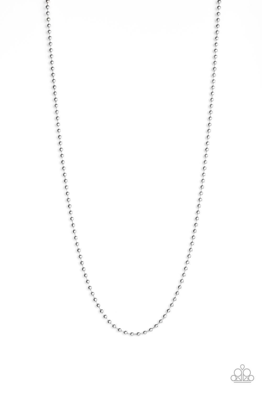 Paparazzi Accessories:  Cadet Casual - Silver (2394)