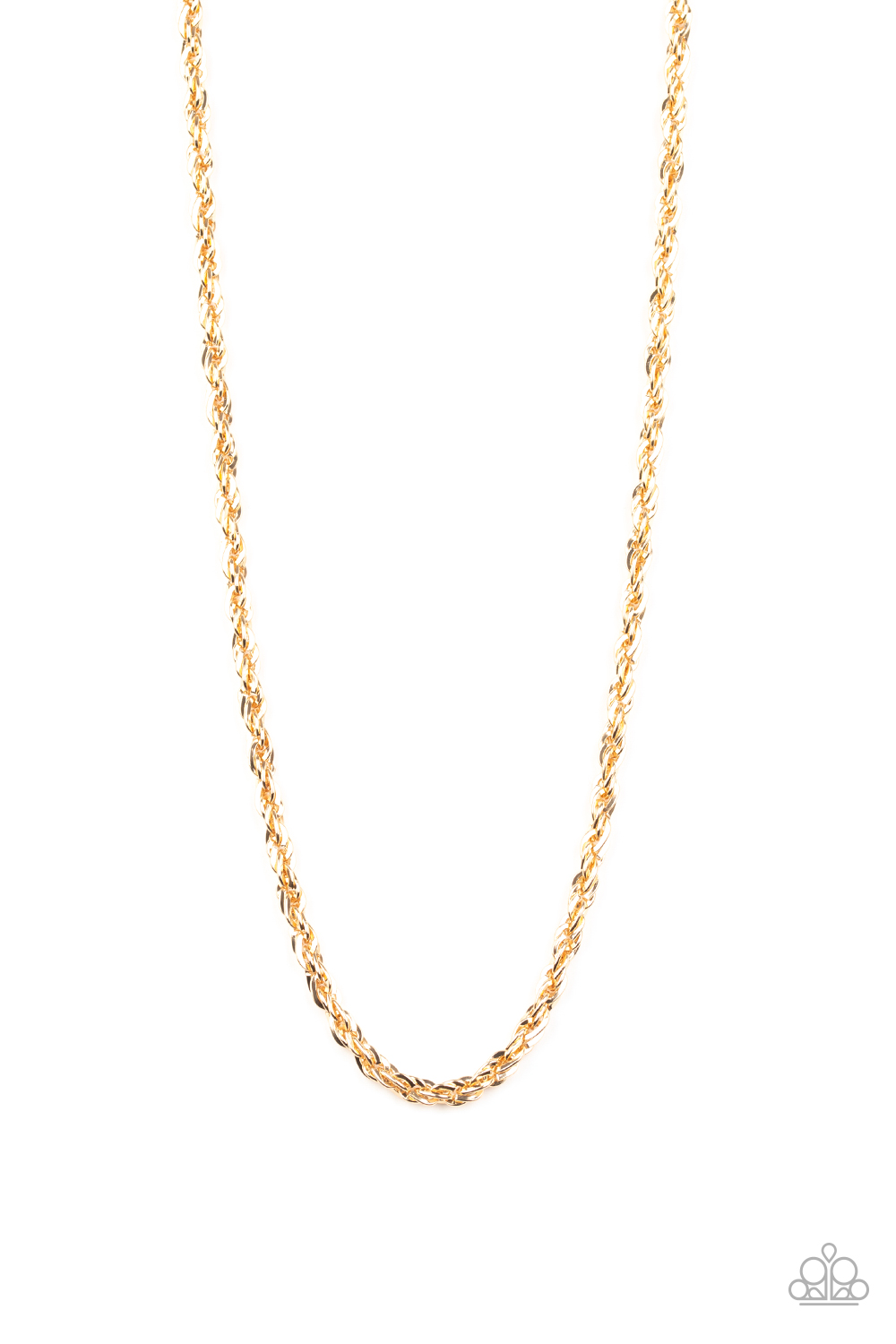 Paparazzi Accessories:  Instant Replay - Gold (1689)