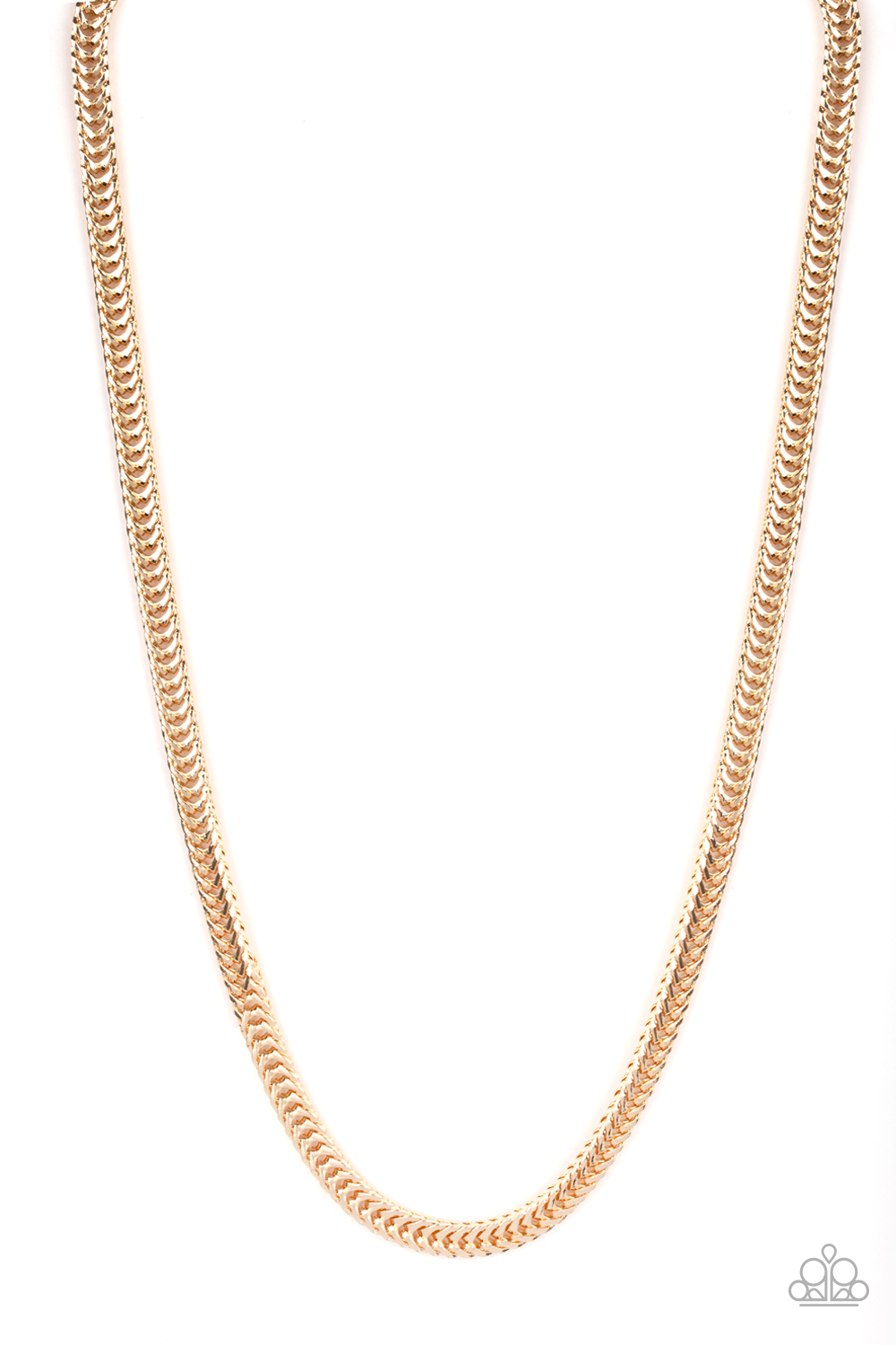 Paparazzi Accessories:  Knockout King - Gold (1531)