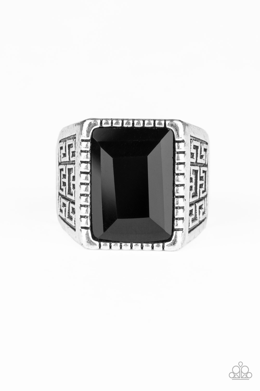 Paparazzi Accessories:  Winning Attitude - Black (2601)