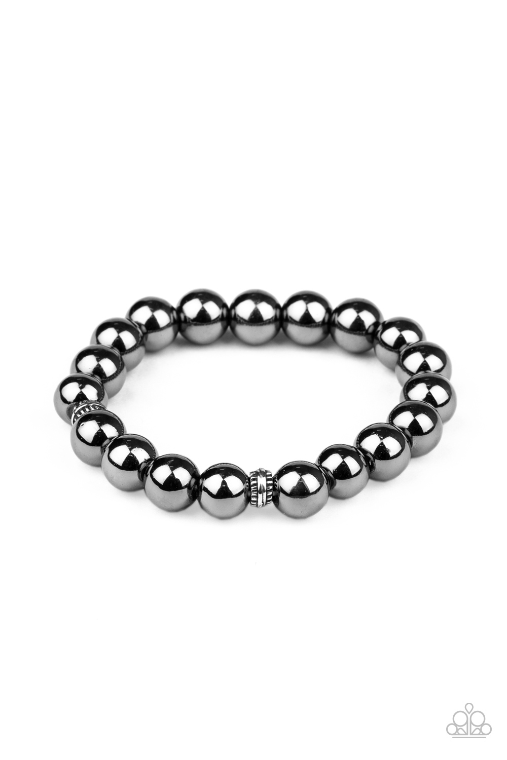 Paparazzi Accessories:  Resilience - Black (2145)