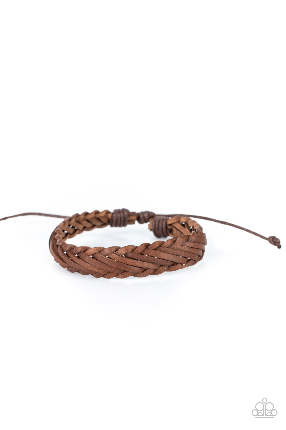 Paparazzi Accessories:  Rodeo Roundup - Brown (913)