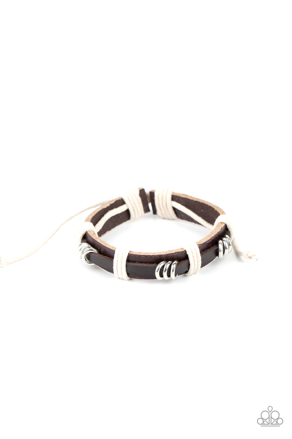 Paparazzi Accessories:  Rodeo Ringleader - Brown (973)