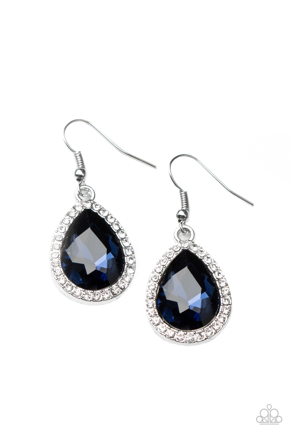 Paparazzi Accessories:  Dripping With Drama - Blue (82)