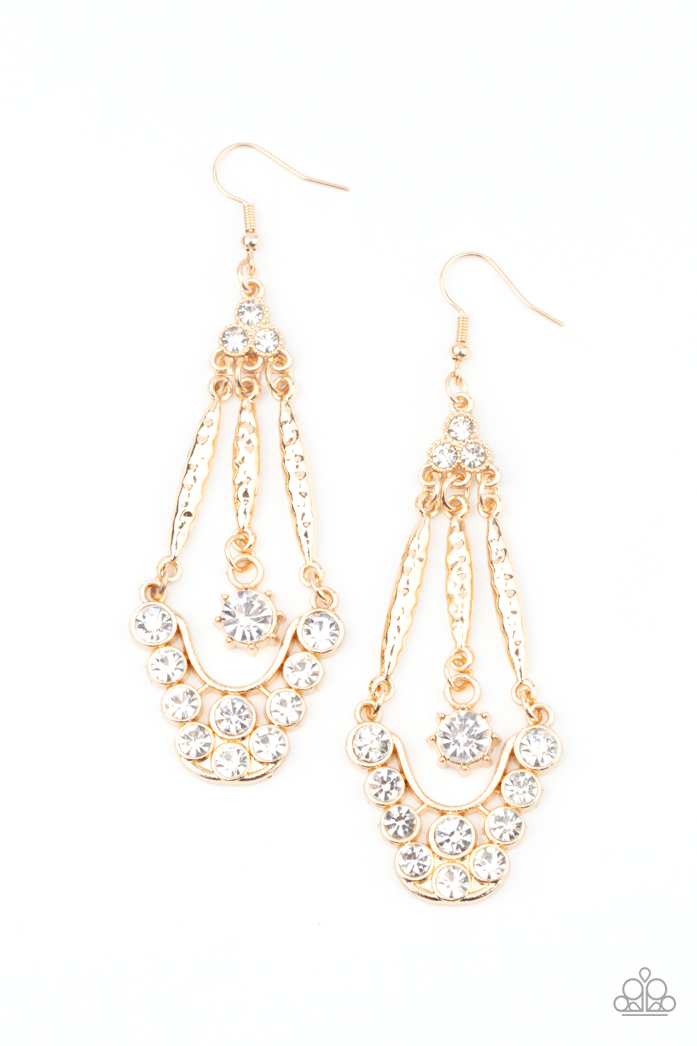 Paparazzi Accessories:  High-Ranking Radiance - Gold (118)