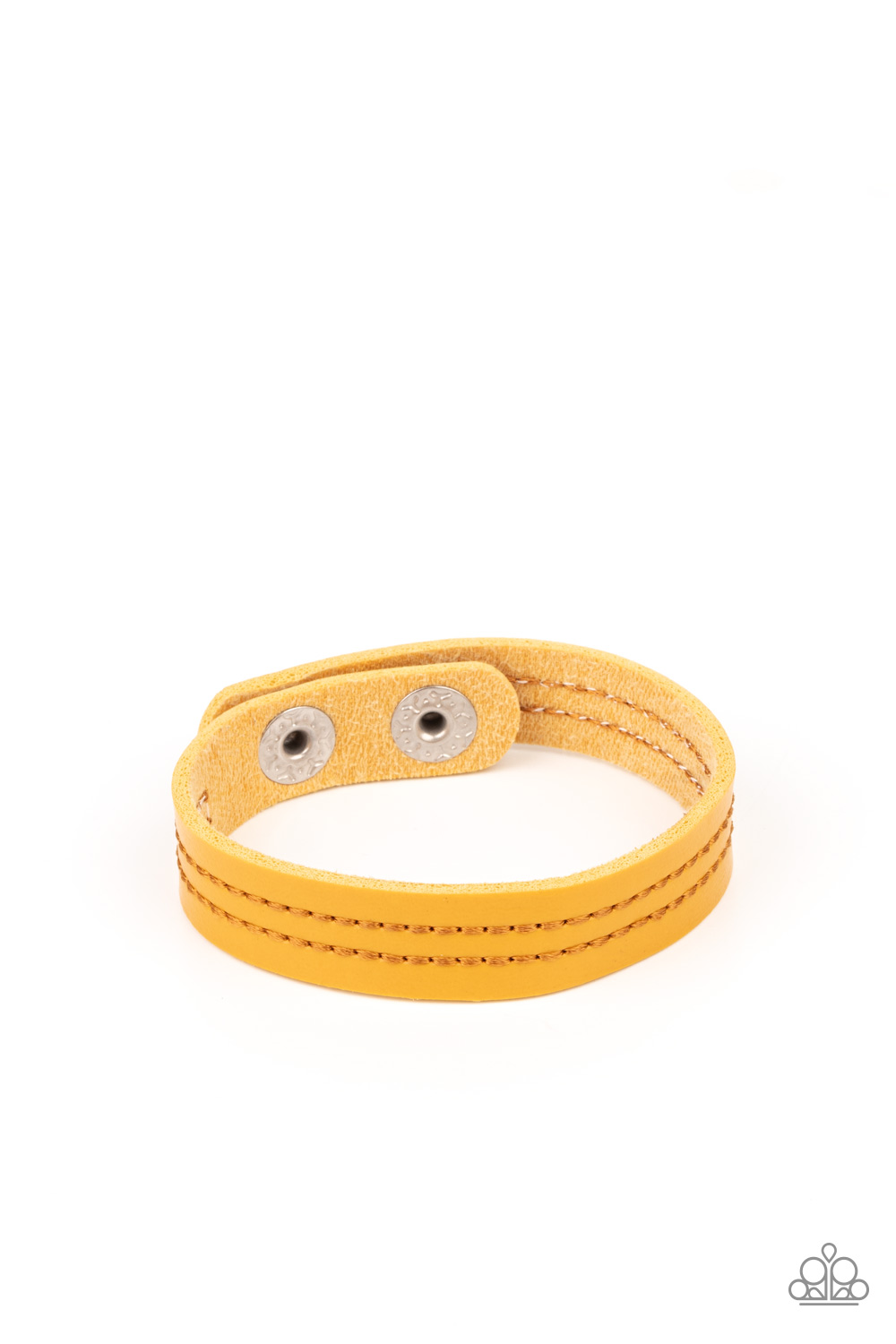 Paparazzi Accessories:  Life is WANDER-ful - Yellow (2767)