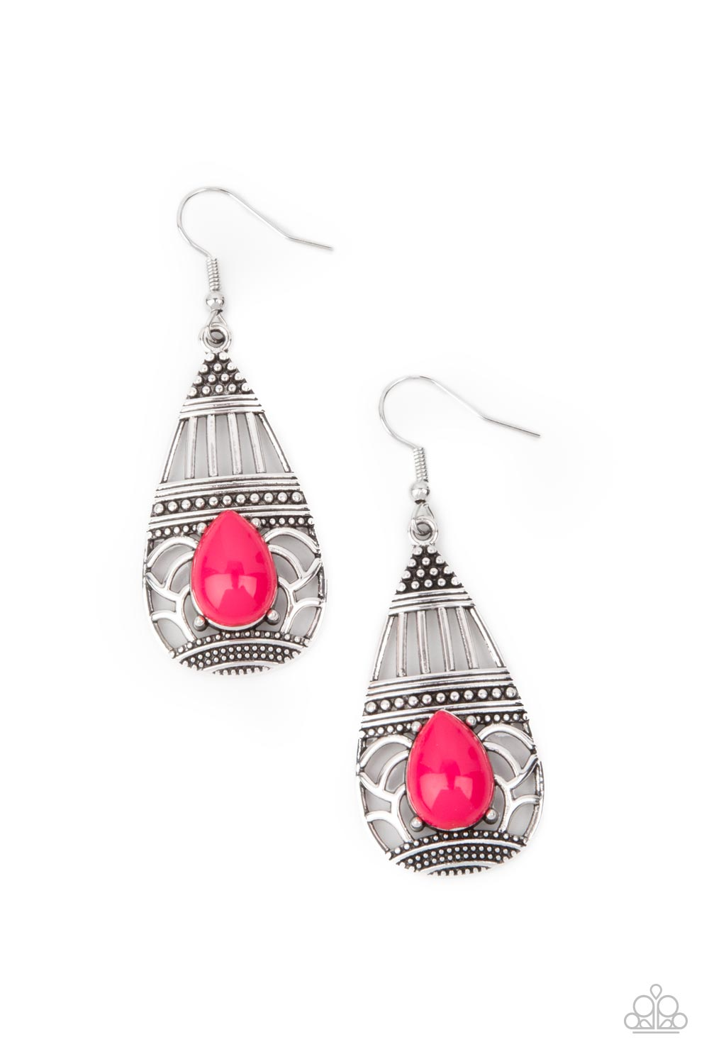 Paparazzi Accessories:  Eastern Essence - Pink (70)