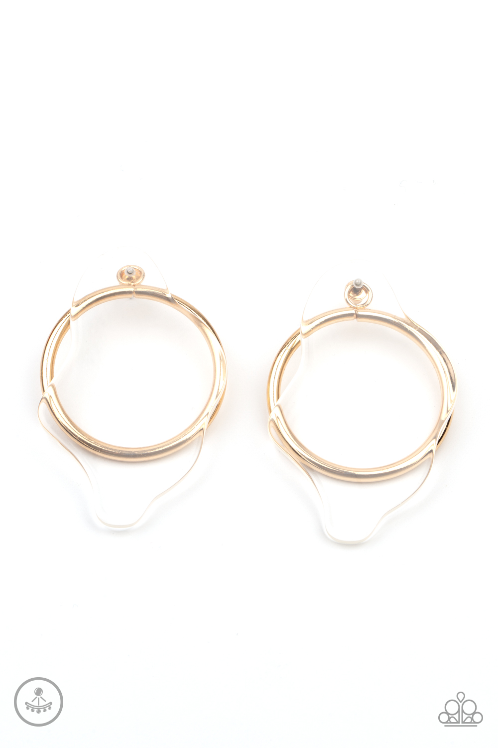 Paparazzi Accessories:  Clear The Way! - Gold (420)