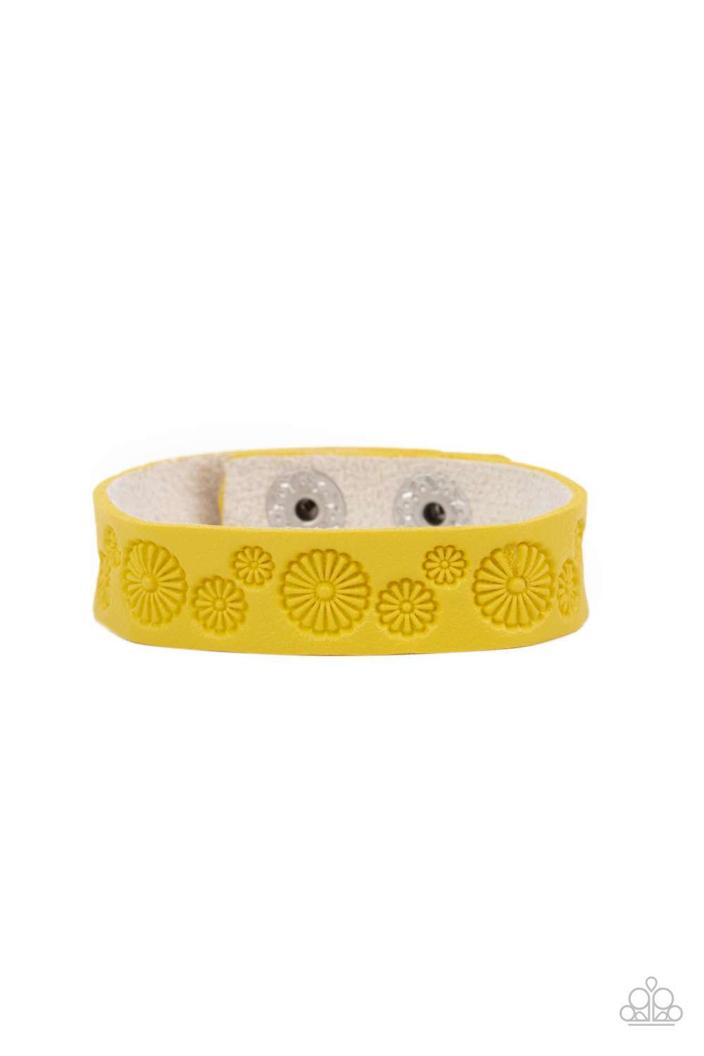 Paparazzi Accessories:  Follow The Wildflowers - Yellow (1630)