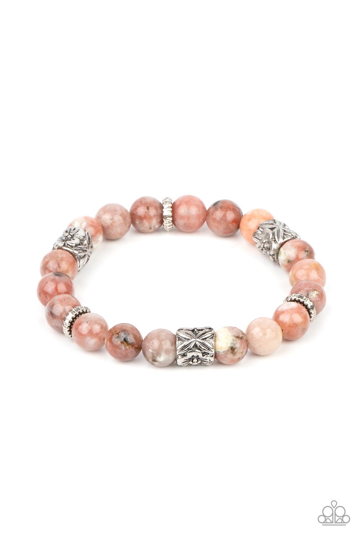 Paparazzi Accessories:  Garden Zen - Pink (2337)